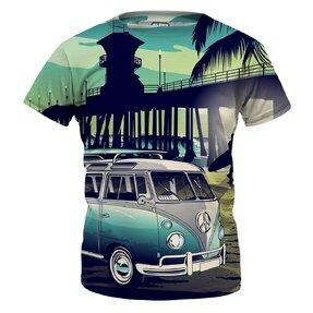 Detské tričko California