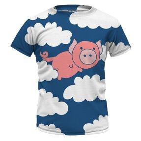 Detské tričko Flying Pigs