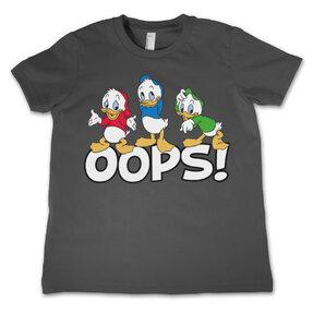 Dětské tričko Kačerov Huey, Dewey a Louie