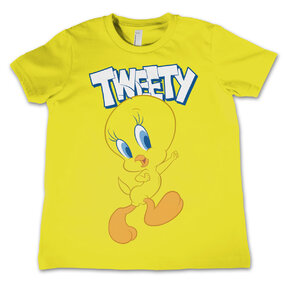 Kinder T-Shirt Looney Tunes Tweety