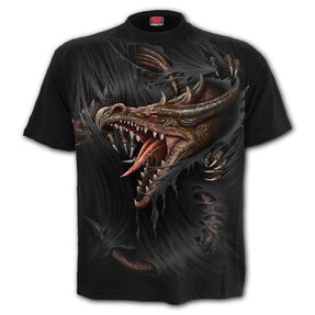 Detské tričko Útek draka