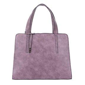 Fialová kabelka na rameno Evie