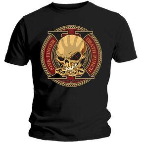 Five Finger Death Punch Decade of Destruction Pólo