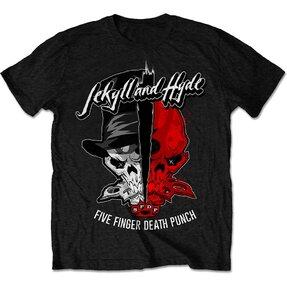 Póló Five Finger Death Punch Jekyll & Hyde
