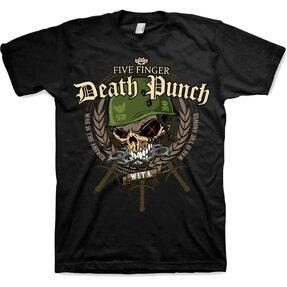 Póló Five Finger Death Punch War Head