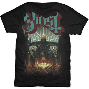 T-Shirt Ghost Meliora