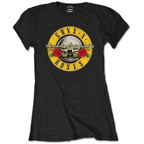 Dámské triko Guns N´ Roses Classic Logo