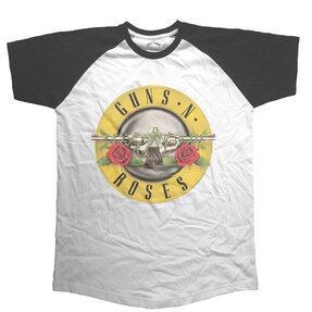 T-Shirt Guns N' Roses Circle Logo