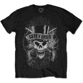 Guns N' Roses Faded Skull Pólo