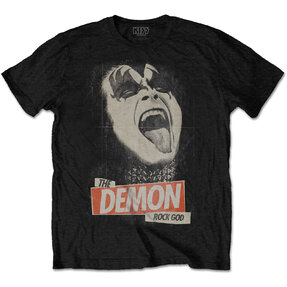 Tričko KISS The Demon Rock