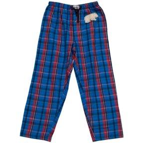Herren Pyjamahose Flanell Bär
