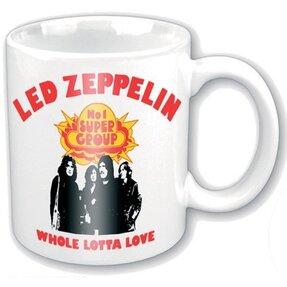 Kerámia bögre Led Zeppelin Whole Lotta Love