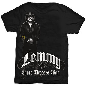 Lemmy Sharp Dressed Man Pólo