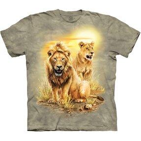 Detské tričko Leví pár