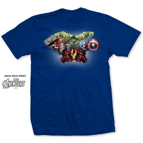 Tričko Marvel Comics Avengers Assemble Character Fly