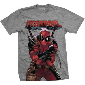 Tricou Marvel Comics Deadpool Big Print