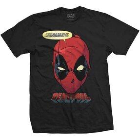 Tričko Marvel Comics Deadpool Chump