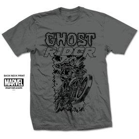 Tričko Marvel Comics Ghost Rider Simple