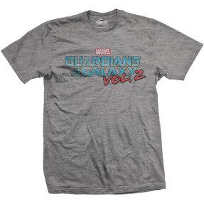 Tričko Marvel Comics Guardians of the Galaxy Vol. 2 Vintage Colour Logo