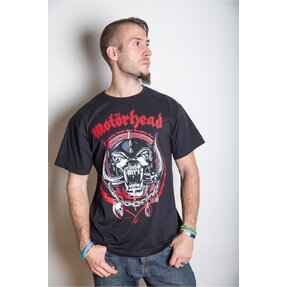 Tricou Motorhead Lightning Wreath