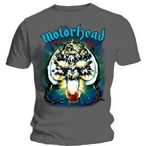 Sötét szürke póló Motorhead Overkill