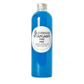 Soapgasm Muž - Přírodní sprchový gel