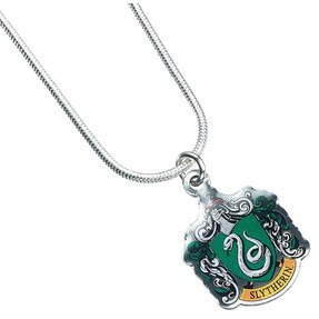 Halskette Harry Potter Slytherin Schild