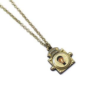Stříbrný náhrdelník Fantastická zvířata Muggle Worthy