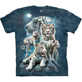 Detské tričko Tigria svorka