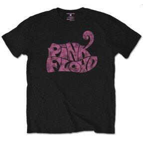 Tričko Pink Floyd Swirl Logo