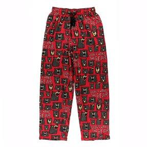 Pyžamové nohavice Nebuďte medveďa