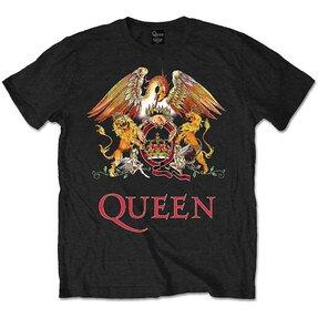 T-Shirt Queen Classic Crest