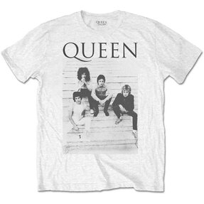 T-Shirt Queen Stairs
