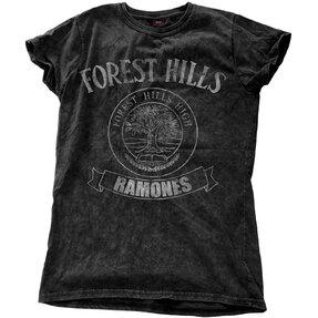 Dámske tričko Ramones Forest Hills Vintage