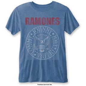 Kék póló Ramones Presidential Seal