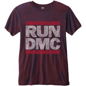 Tričko Run DMC Logo Vintage