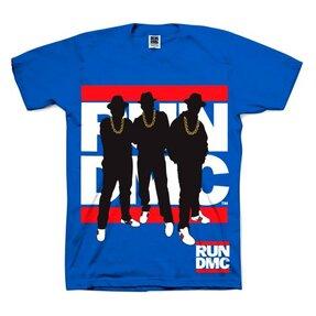 Tričko Run DMC Silhouette