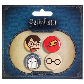 Sada odznakov Harry Potter