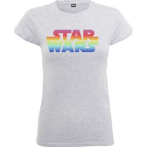 Kinder T-Shirt Grau Rogue One