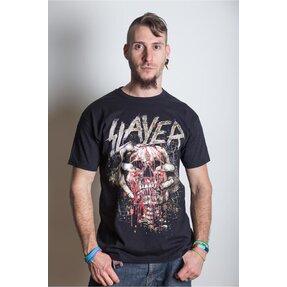 Tričko Slayer Skull Clench