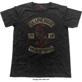 Tričko Slipknot Patched-Up