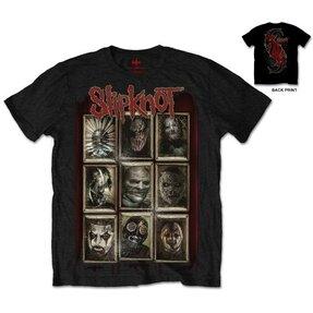 Tričko Slipknot New Masks