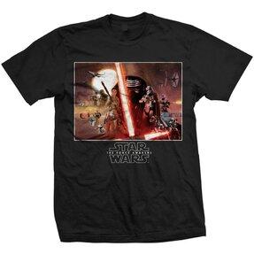 Tričko Star Wars Episode VII Collection