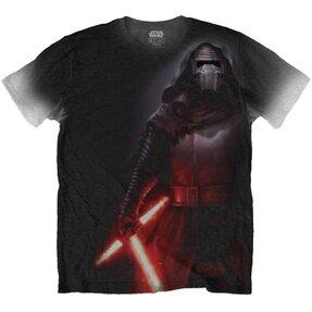 Tričko Star Wars Episode VII Kylo Side Print