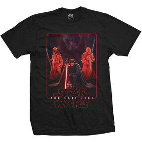 Tričko Star Wars Episode VIII The Dark Side Composite