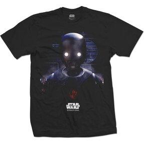 Tričko Star Wars Rogue One K-2SO Prime Force 01
