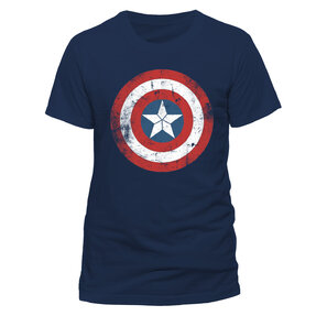 Tričko Capitan America Shield