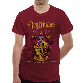 Tričko Harry Potter Chrabromil metlobal