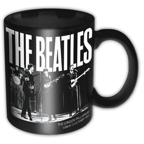 Cană ceramică The Beatles Palladium 1963