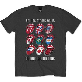 Tričko The Rolling Stones Voodoo Lounge Tongues